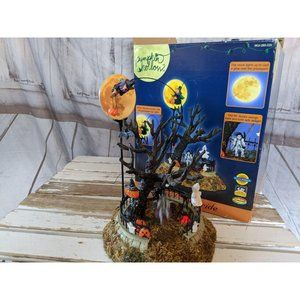 Lemax witches joyride 280321 1 Halloween village d